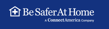 Be Safer At Home logo