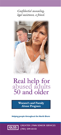 Women's and Family Abuse Program Brochure English